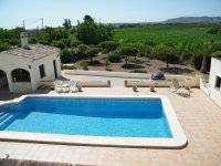 Fantastic 3 Bedroom Country Villa In Rafal (14)