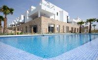 Large 3 bedroom new build villa, Las Ramblas