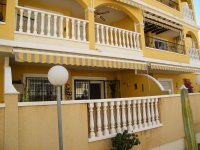 SPACIOUS GROUND FLOOR APARTMENT IN ALGORFA