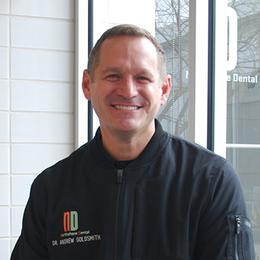 Dr. Andrew Goldsmith, DDS, DICOI Profile Photo