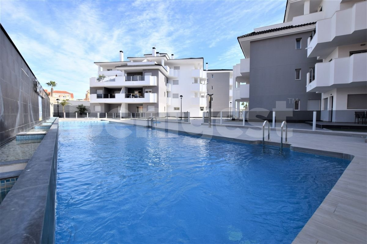 Two bedroom apartments in Villamartin