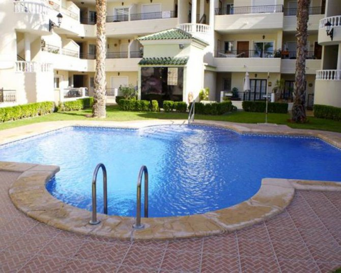 Duplex Apartment in Jacarilla
