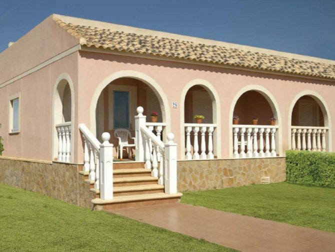 Key In Hand CHALET 2 Bed in Balsicas