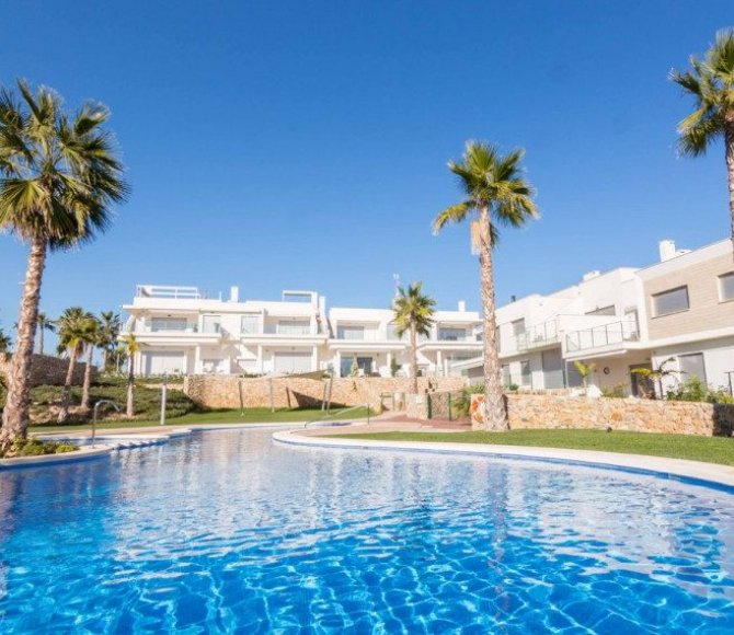 New MAISONETTE 2 Bed in Los Montesinos