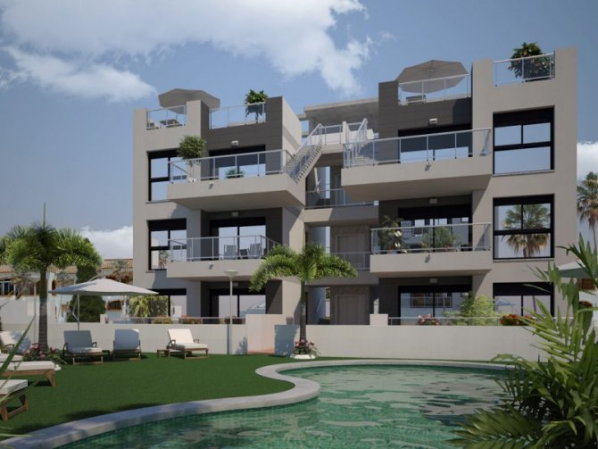 New APARTMENT 2 Bed in Torrevieja