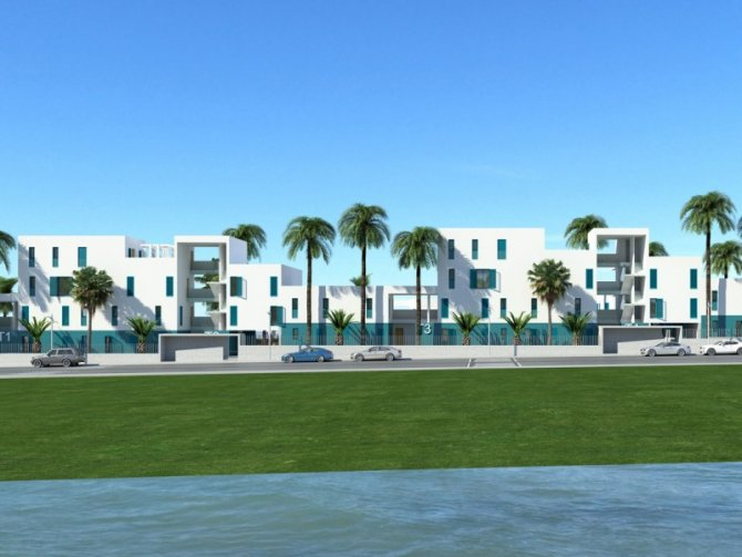 New APARTMENT 2 Bed in Orihuela Costa