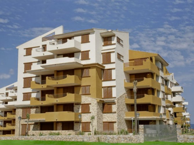 New APARTMENT 3 Bed in Orihuela Costa