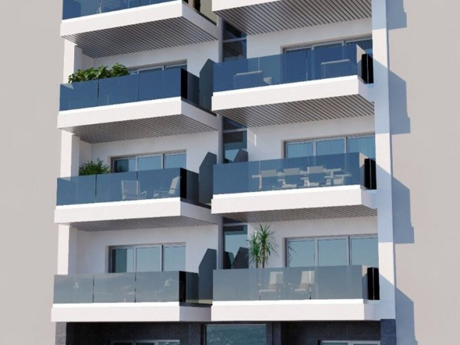 New 3 Bed Apartment in Torrevieja