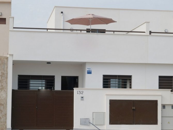 New 3 Bed Townhouses in San Pedro del Pinatar