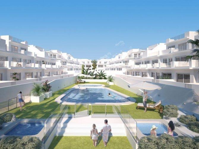 New 3 Bed Apartments in Gran Alacant - Santa Pola