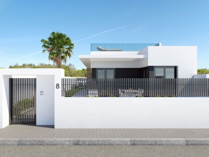 New 3 Bed Chalet in Los Montesinos