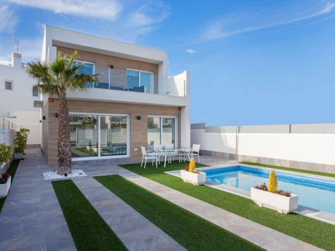 New 3 Bed Villa in San Pedro del Pinatar