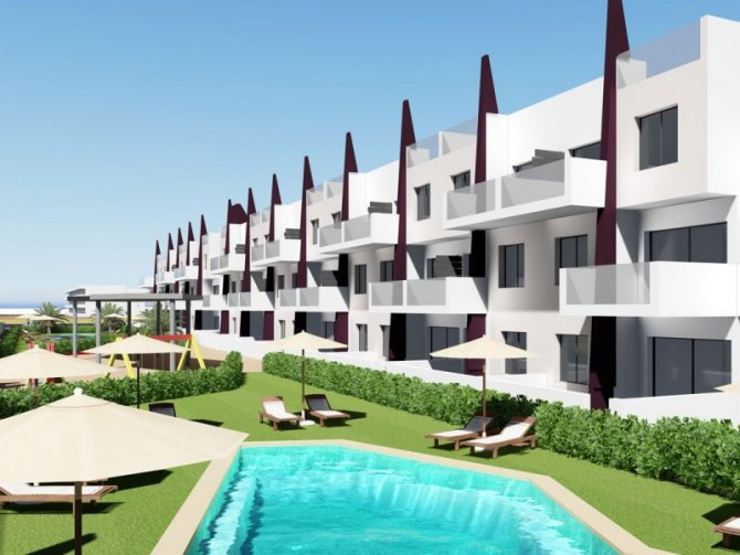 New 2 Bed Apartment in Mil Palmeras