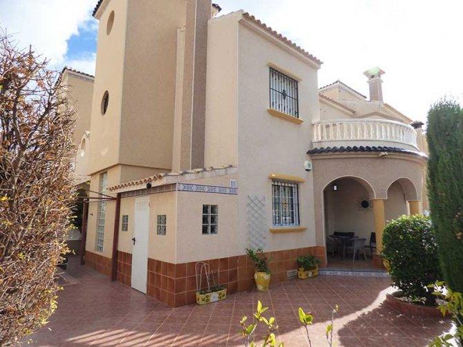 3 Bed Quad house in Lomas de Cabo Roig