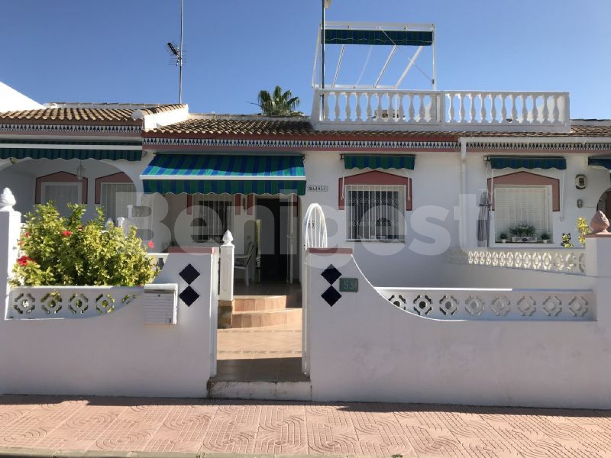 Semi-Detached Villa in Rojales