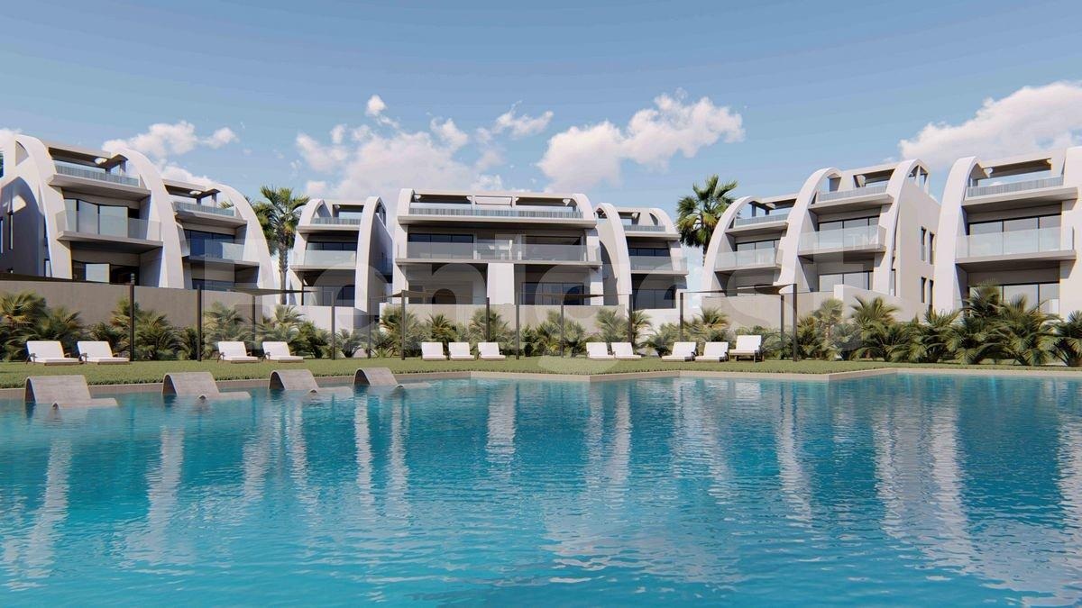 Luxury three bedroom apartments in Ciudad Quesada