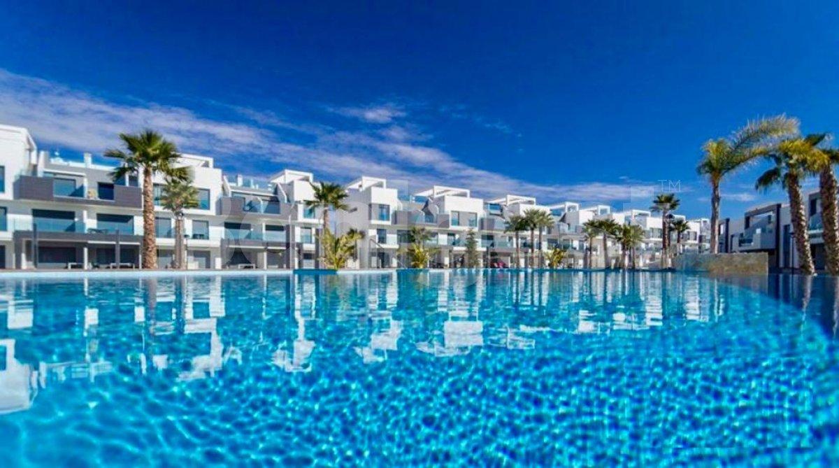 Luxury 2 bedroom penthouses in Guardamar