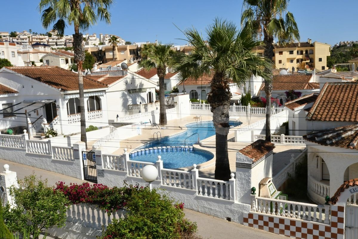 Detached villa on the golf course