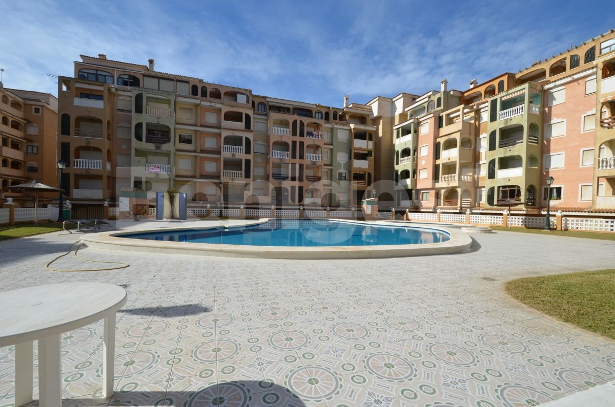 Central apartment in Torrevieja