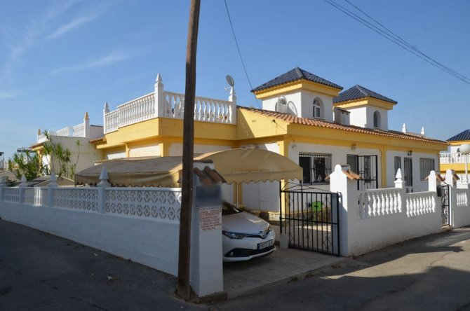 Lovely 2 bedroom blue top in Ciudad Quesada