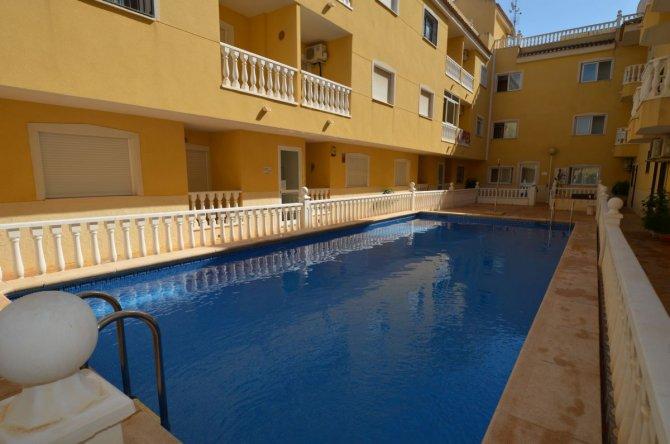 Ground floor apartment in Formentera del Segura