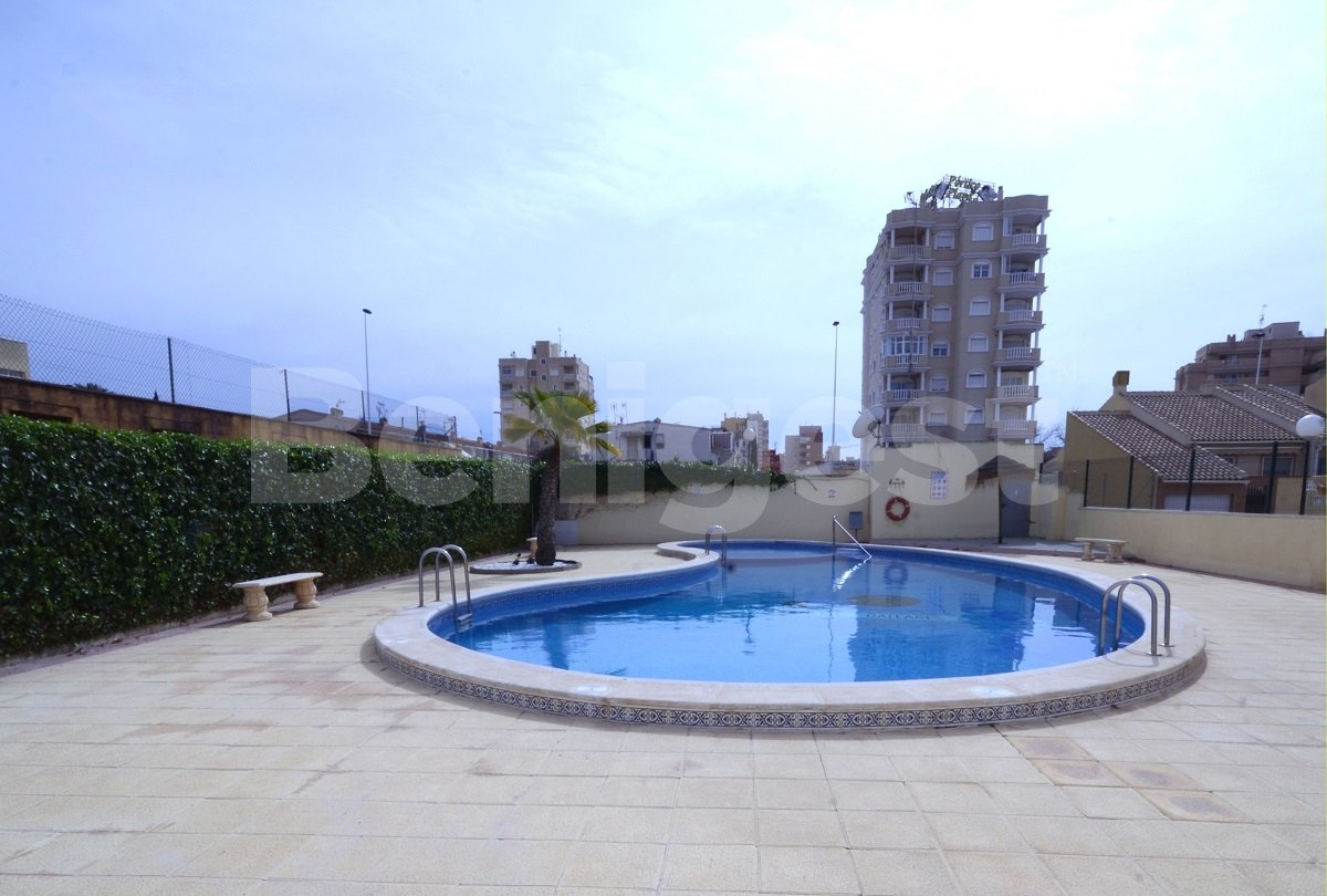 Central townhouse in Torrevieja