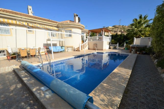 Fabulous detached villa