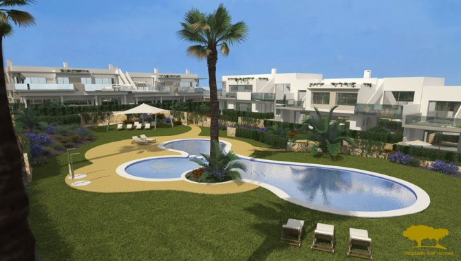 Luxury apartment in los montesinos
