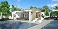 Modern three bedroom villas in Benijofar (1)