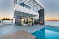 Stunning new detached villa with private infinity pool (13)