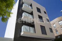 New build apartments in the center of Los Montesinos (1)