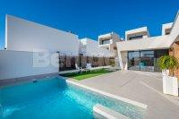 Beautiful new build detached villas in Ciudad Quesada (1)