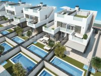 Three bedroom semi-detached villas in Rojales (9)