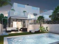 Three bedroom semi-detached villas in Rojales (1)