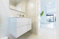 Three bedroom new build detached villa in Benijofar (12)