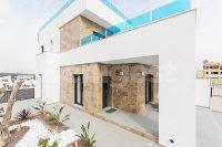 Three bedroom new build detached villa in Benijofar (23)