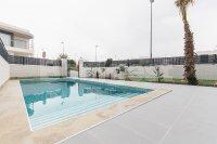 Three bedroom new build detached villa in Benijofar (1)