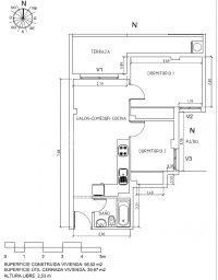 Two bedroom apartment in Algorfa (13)