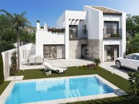 New build detached villas (0)