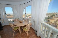Detached villa with magnificent views  (8)