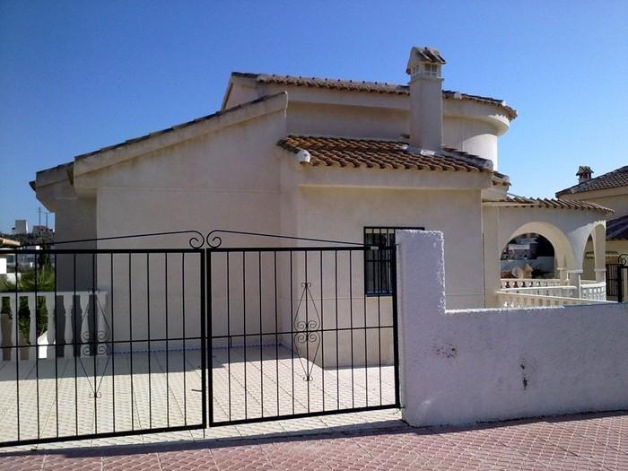 Casas manuel detached villa ciudad quesada ciudad quesada for Casa decoracion ciudad quesada
