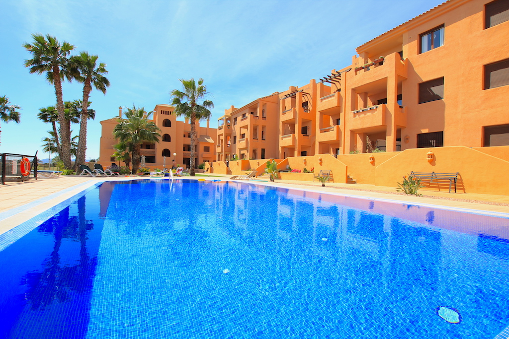 Frontline Apartment - Serena Golf & Beach
