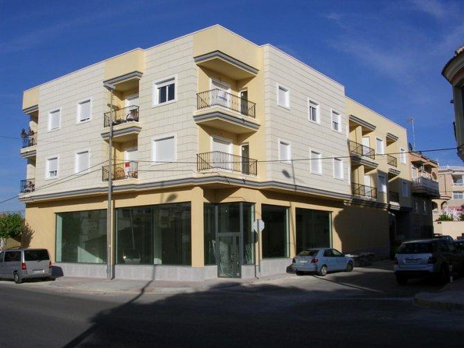 Contemporary Village Apartments