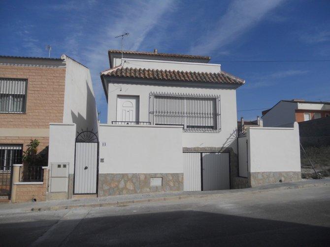 Villa in Benijofar Village with large patio