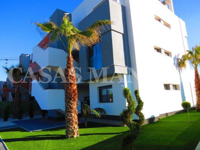 Luxury Apartments in El Raso