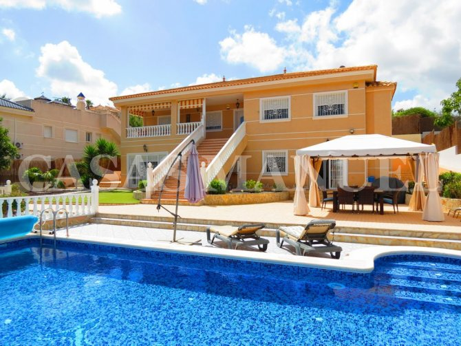 Luxury Villa - Lomas De Juliana