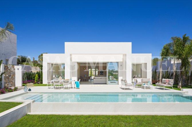 Front Line Golf Villa With Sea Views - Las Colinas Golf