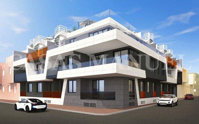 1st Line Apartments in Playa los Locos