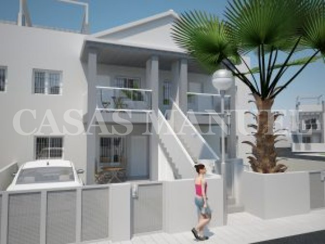 Top Floor Apartments in Las Chismosas