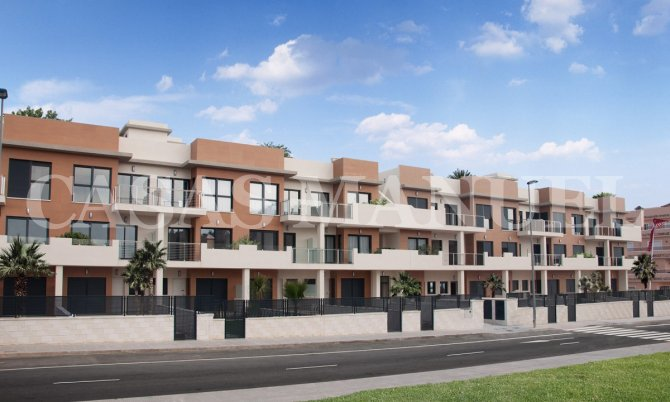 First Floor Apartments close to La Zenia Boulevard